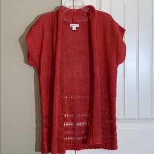 Coldwater Creek open front cardigan